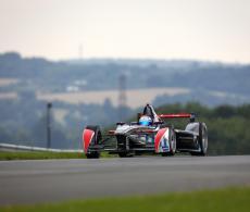 Bird Formula Donington Park