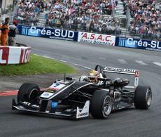 Charles Leclerc F3 Pau