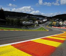 WEC 6 hours of spa eau rouge