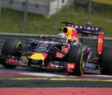Traction and straight-line speed: key factors at the Red Bull Ring