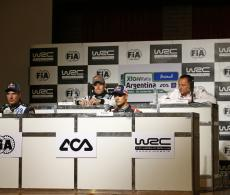 WRC 2015 Rally of Argentina Press Conference