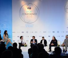 2015 Sport Conference Plenary 1