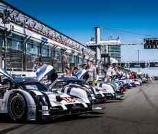 Entry List WEC 2016 Le Mans