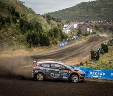 ERC, Azores Rally