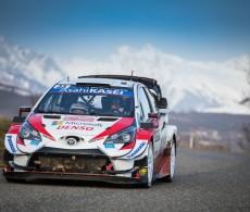 2020 WRC - Rallye Monte-Carlo - E. Evans / S. Martin