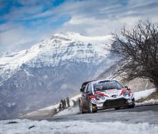 2020 WRC - Rallye Monte-Carlo - E. Evans / S. Martin (DPPI)
