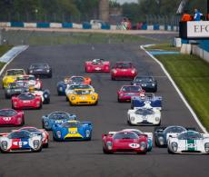 FIA Masters Historic Donington Park