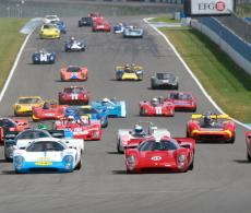 FIA Masters Historic Sports Car Championship field thrilled fans