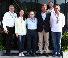 F1, Formula 1, Motorsport, FIA, Monaco Grand Prix, Jean Todt