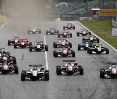 formula 3, hungary, ralf aron, race 1