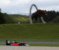 formula 3, spielberg, qualifying, illott