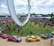 Goodwood Festival 2018