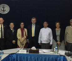 Myanmar, road safety, high level panel