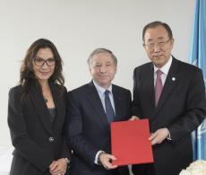 Jean Todt Un Special Envoy
