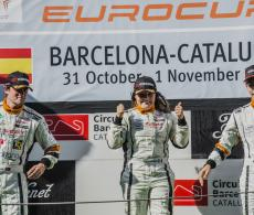 WOMEN IN MOTORSPORT SUPPORTED RACER WINS IN SPAIN