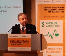 Jean Todt, Road Safety, FIA President