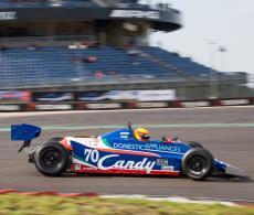 Master Historic Formula One oldtimer