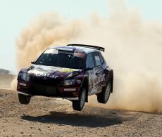 Nasser Saleh Al-Attiyah Jordan Rally