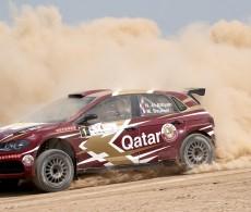 2019 MERC Rally Qatar - N. Al-Attiyah / M. Baumel