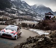 2020 WRC - Rallye Monte-Carlo - S. Ogier / J. Ingrassia