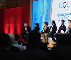 YOG, olympism in action, jean todt