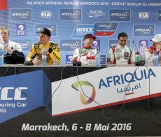 WTCC, morocco, conference