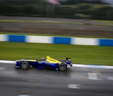 Prost Fastest as Formula E Testing concludes