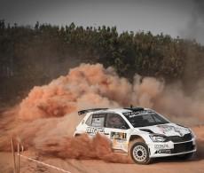 ARC - Bandama Rally Ivory Coast - Baryan/Sturrock