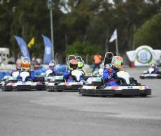 e-karting race, buenos aires
