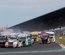 ETRC 2016 Race of Germany