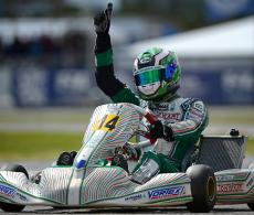 SARNO CIK-FIA European KZ and KZ2 Championship