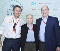 FIA President, Jean Todt, Road Safety, FIA Smart Cities