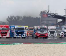 ETRC, Truck, motorsport, FIA, Race of Slovakia ring