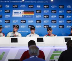 WTCC, Touring car, Race of Nurburgring, FIA, motorsport