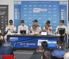 WTCC, Touring Car, Race of Argentina, FIA, Motorsport