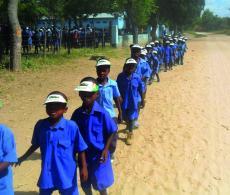Zimbabwe road safety education project underway