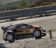 World RX Portugal Solberg
