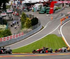 Formula 3, F3, Spa-Francorchamps, Motorsport, FIA