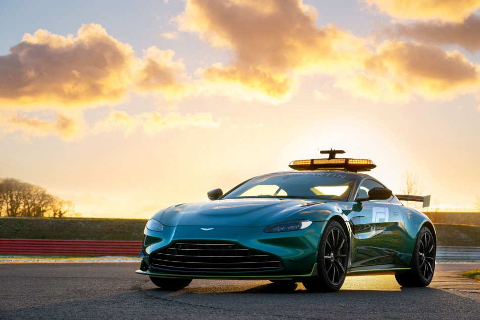 F1 Aston Martin Joins Mercedes Amg As Fia Formula 1 Safety And Medical Car Suppliers Federation Internationale De L Automobile