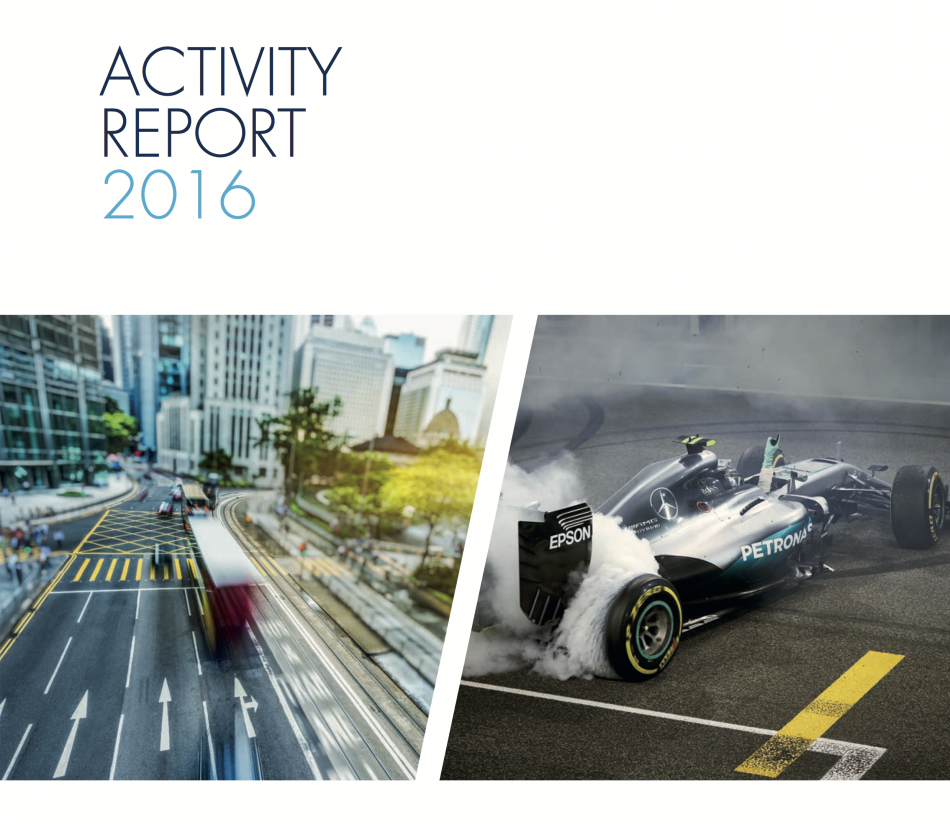 FIA, Activity Report, Motorsport, Mobility