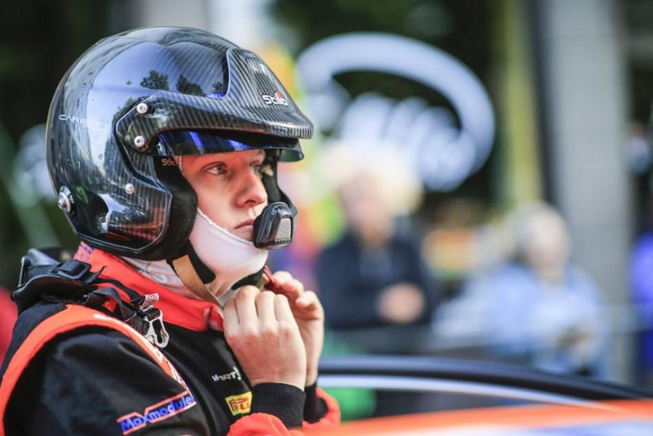 ERC - Rådström revs up for ERC Junior title push thumbnail