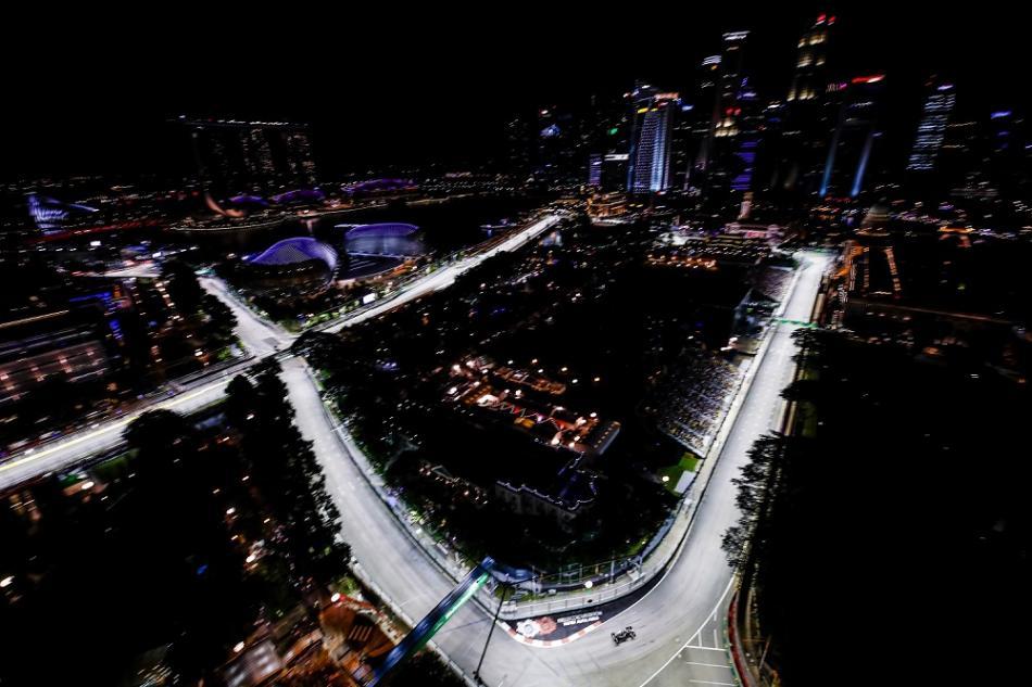 Formula One  C B Singapore Grand Prix