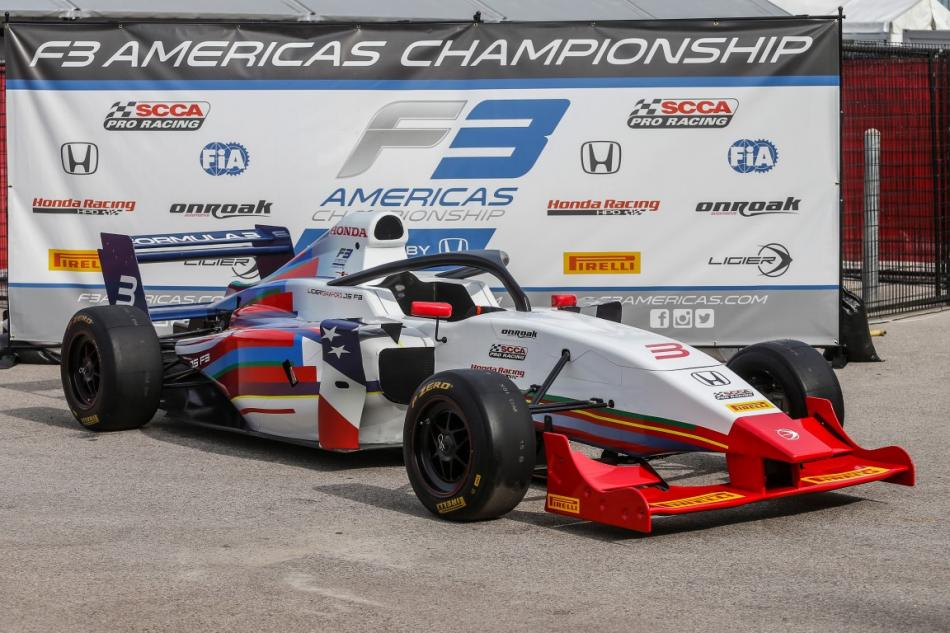 The First In A New Tier Of Regional Fia Formula 3 Compeions Has Been Confirmed As F3 Americas Championship Which Was Unveiled On 19 October At