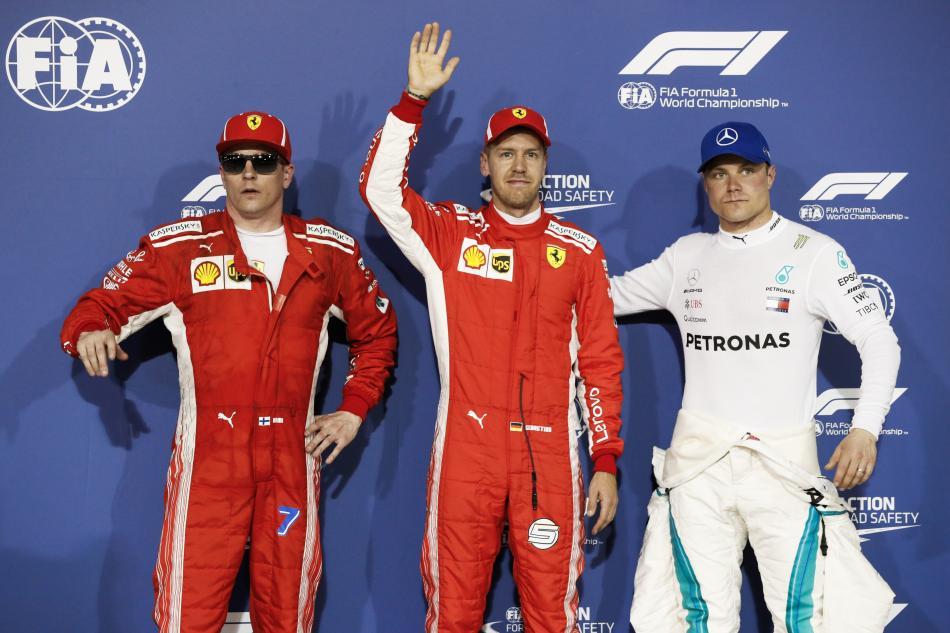 F1, Bahrain Grand Prix
