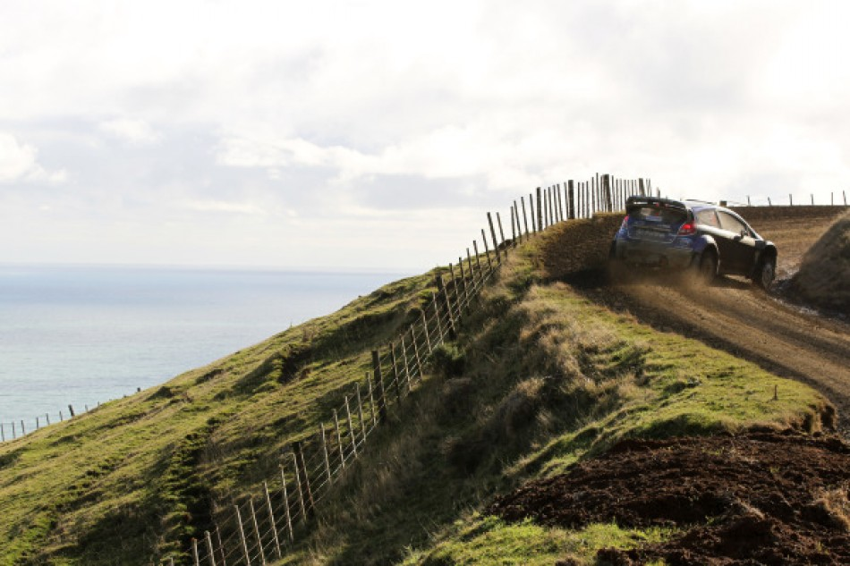 WRC 2012 - Rally New Zealand - P. Solberg / C. Patterson (DPPI)