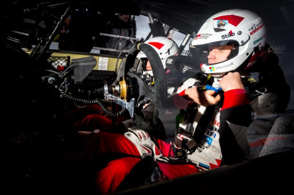 WRC Rally Sweden - Ott Tanäk / Martin Jarveoja