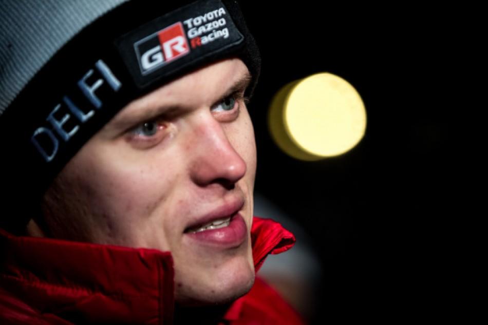 WRC Rally Sweden - Ott Tänak