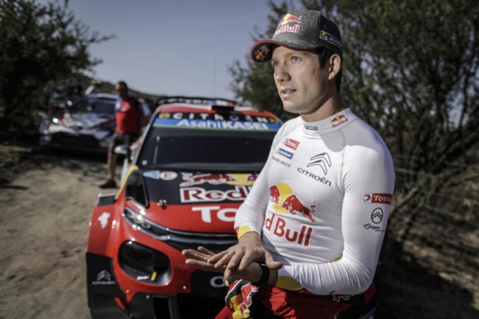 WRC Rally Mexico - Sébastien Ogier