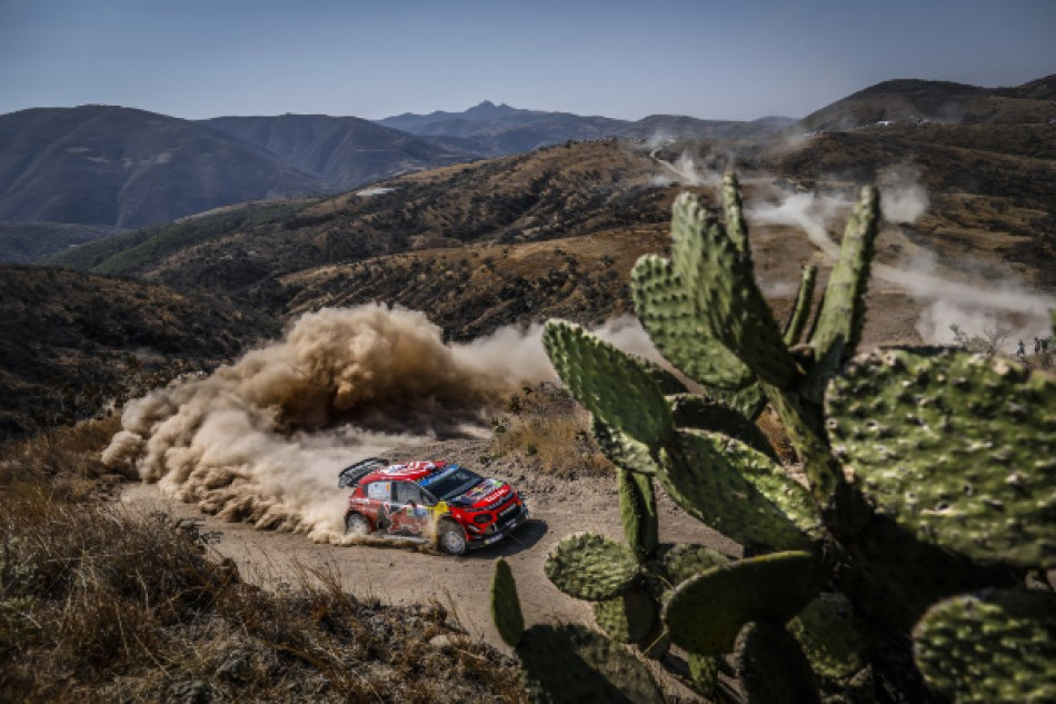Rally Mexico 2019 - Saturday morning - S. Ogier / J. Ingrassia