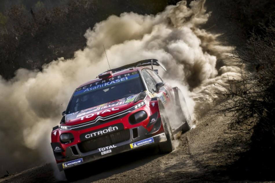 Rally Mexico 2019 - Day 2 - S. Ogier / J. Ingrassia